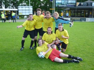 Vikingmiene B en Keijenburgse Girls winnaars Wikee 2014!