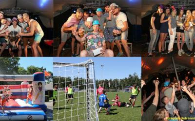Goud van Oud -25, FC Blondies en O-OE winnaars 2017